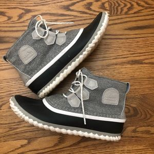 Sorel Out N About Sweatshirt Duck Boots